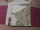 Жуков А. По Франции.. Книга для чтения на французском языке. 1965 г.