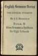 Старинная иностранная книга.1932 г.