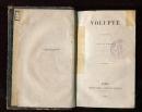Старинная иностранная книга. Volupte. А-112