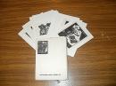 Набор открыток.Книжные знаки Е.Н.Голяховского. 12 шт.1969 г.