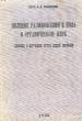 Мясоедов С.В. Явления размножения и пола в органическом мире 1935 г.