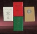 Три миниатюрные книжки в футлярре. ГДР.Три миниатюрные книжки в футлярре. ГДР.